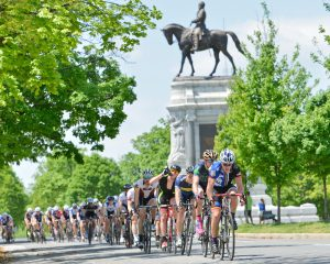 Monument Avenue Bike Race