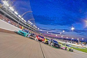 Richmond Raceway NASCAR race