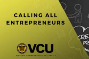 VCU Entrepreneur callout
