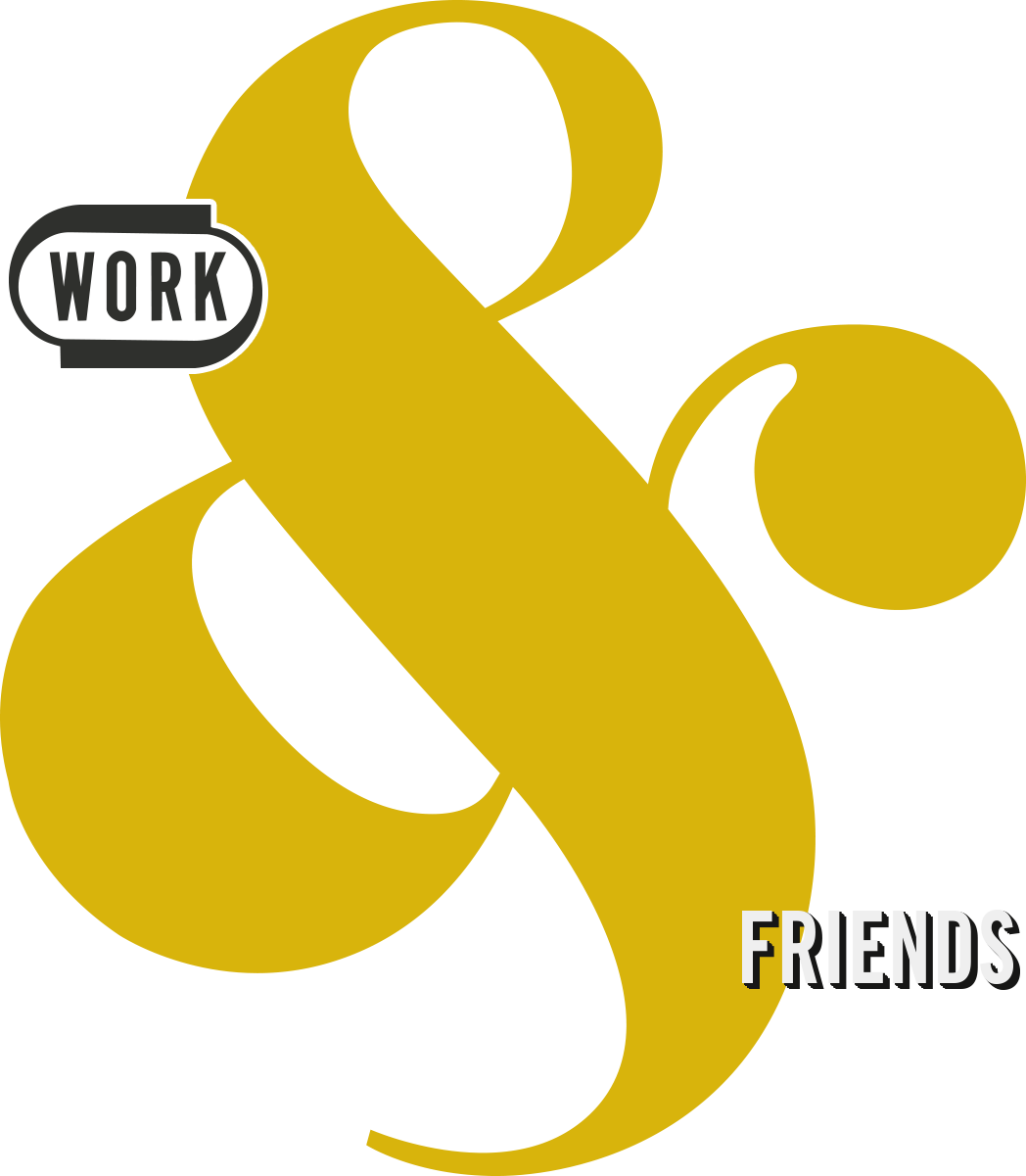 Work & Friends logo