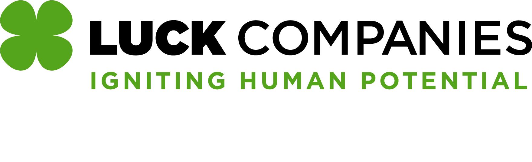 Luck Companies logo