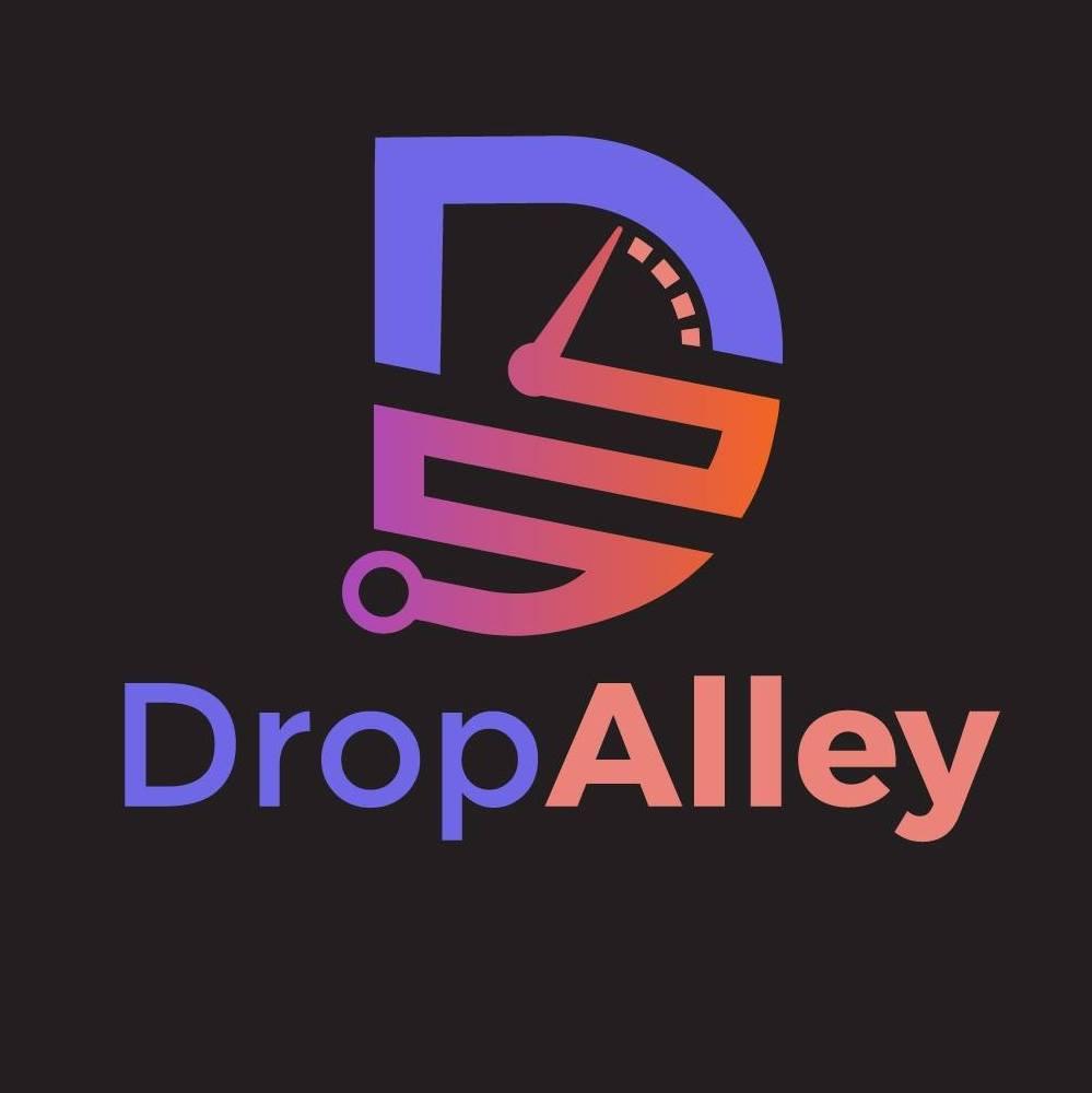 DropAlley.io logo